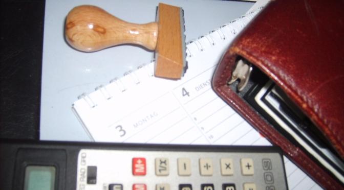 Aufwandreduzierung: Schreiben für die Schublade