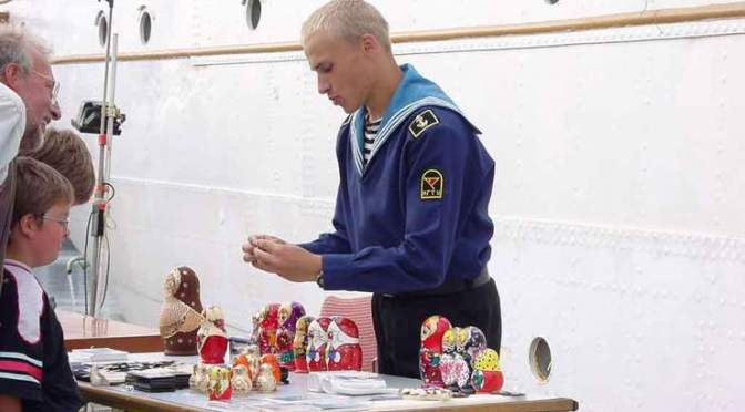 Hanse Sail-Nachlese 2007: Wirklich schon genug geschifft?