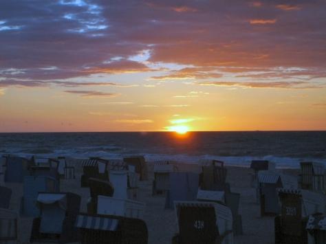 Wmde5 abends Sonne