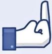 facebook-mittelfinger