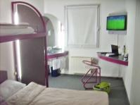 günstig, sauber, ausreichend: Unterkunft im ibis budget Hotel
