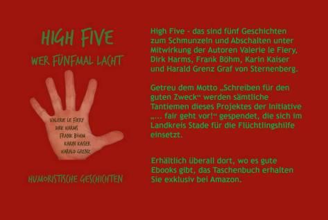 visitenkarte hig five
