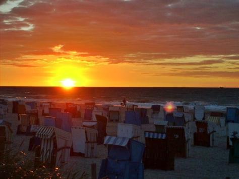 Wmde3 abends Sonne