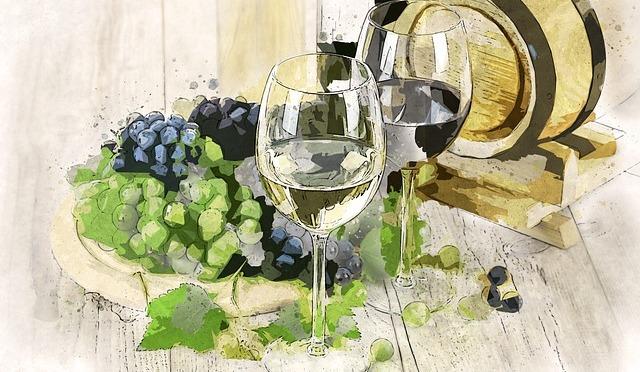 Zum Lachen in den Weinkeller?