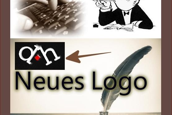 Kurzgeschichten Mit neuem Altem Logo
