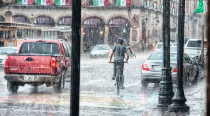 Potz Blitz: Das Wetter als Schreib-Idee