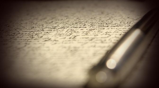 Leseprobe aus einem Schubladen-MAnuskript